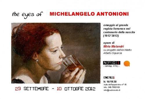 The Eyes of Michelangelo Antonioni