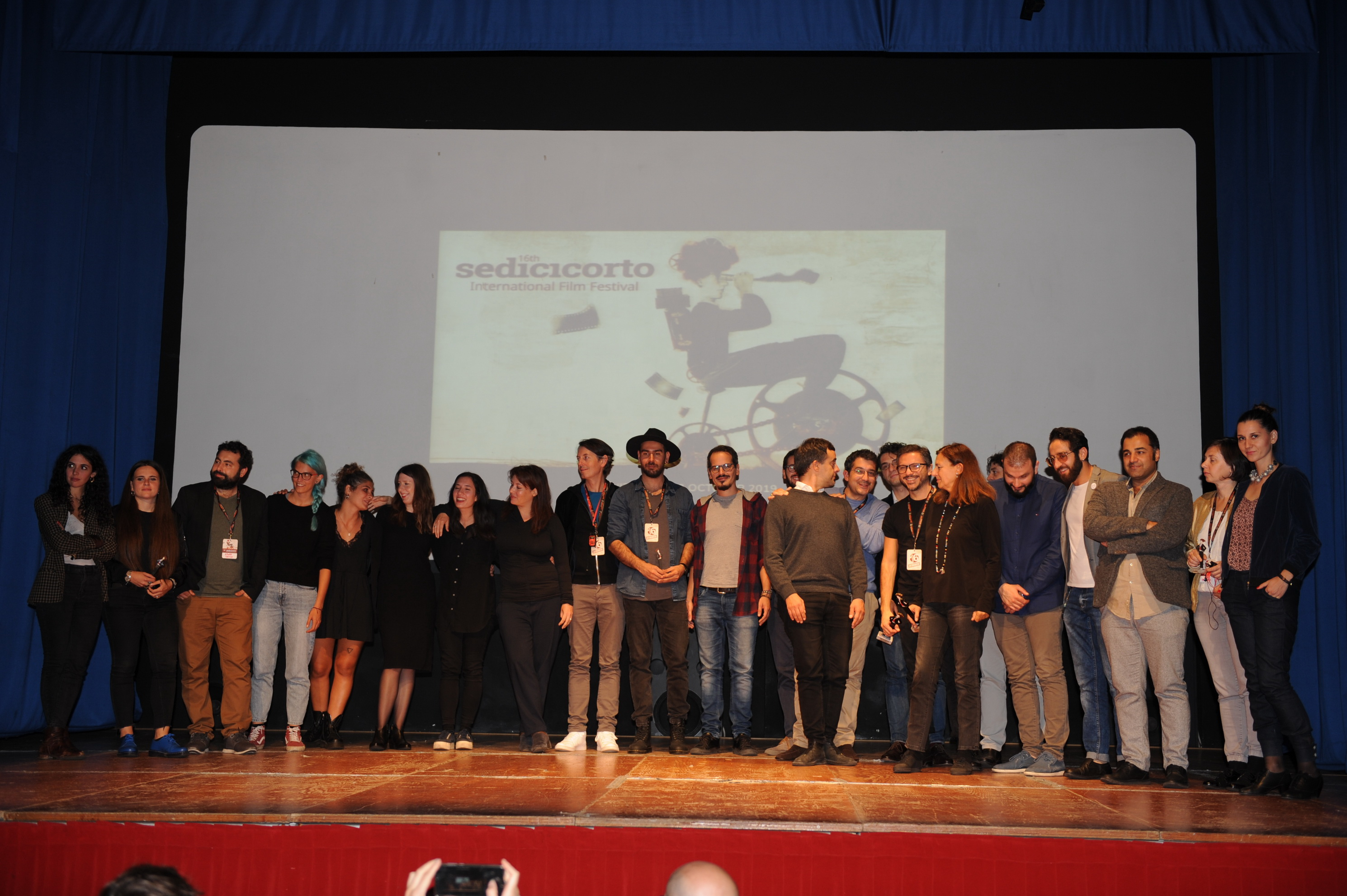 List of prizewinners of 16th Sedicicorto International Film Festival Forlì