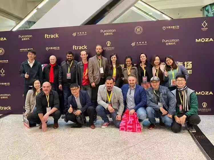 Sedicicorto arrives at CSFF in Shenzhen