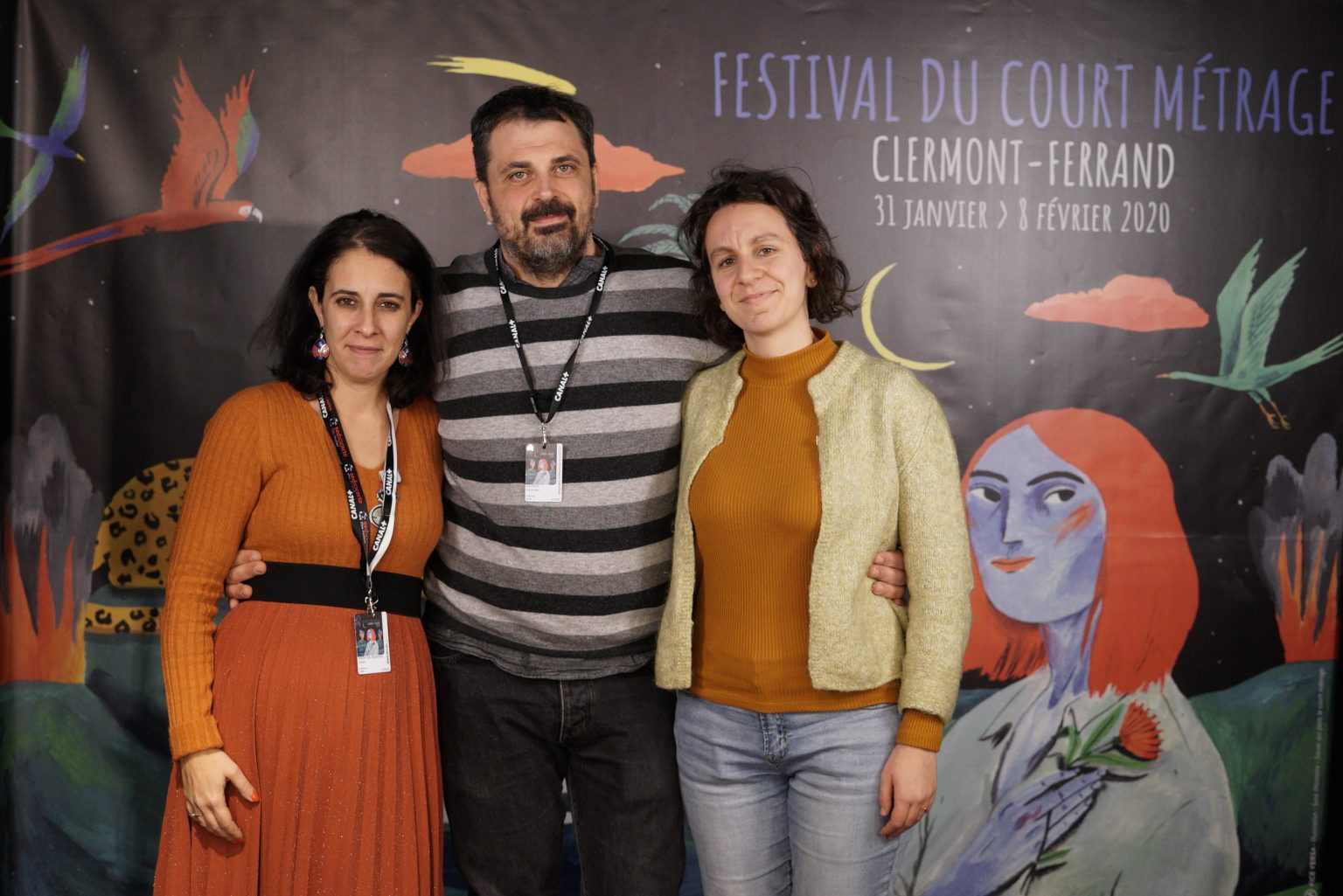 Sedicicorto at Clermont Short Film Market