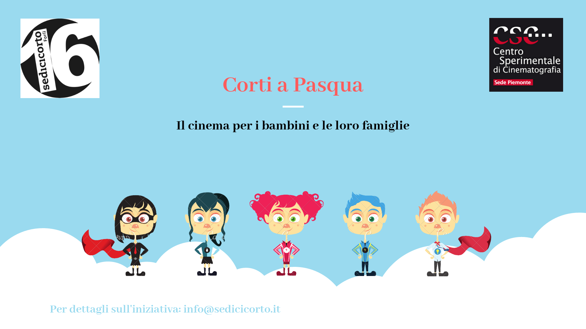 "CORTI A PASQUA – RASSEGNA ONLINE ""MOVIE AT HOME"""