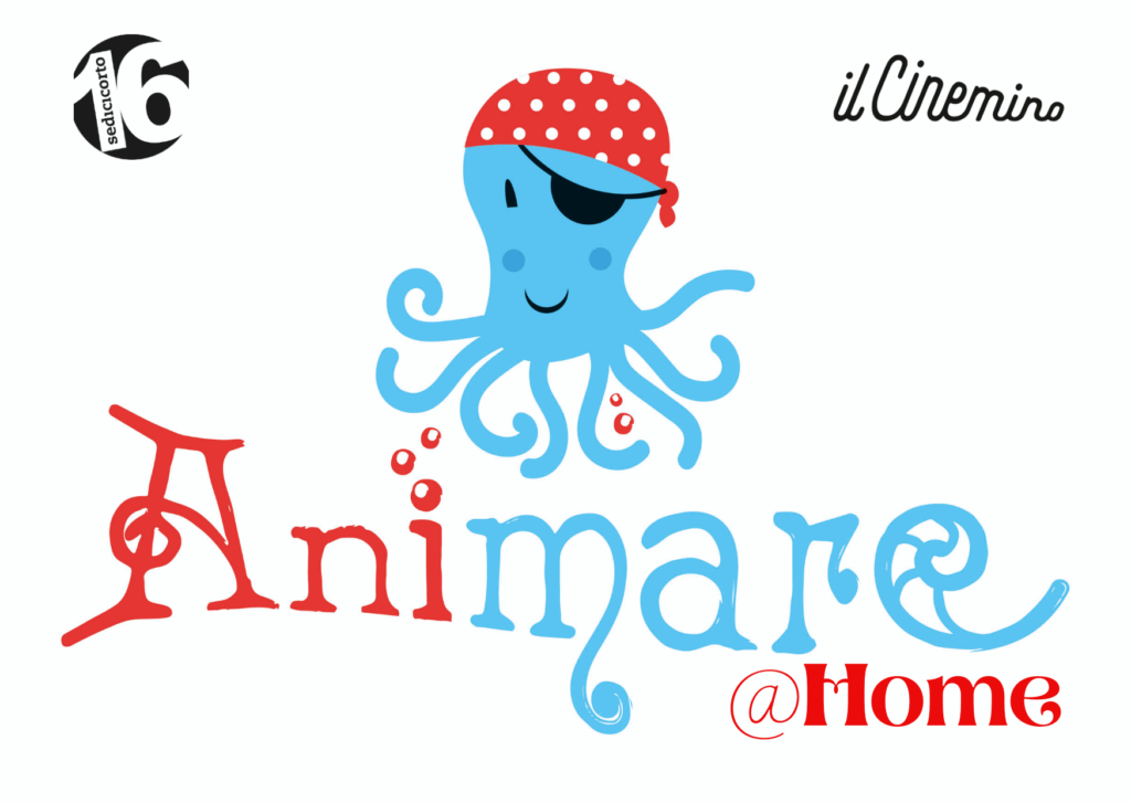 10th edition of Animare Cartoon Film Festival online on ilCinemino@Home