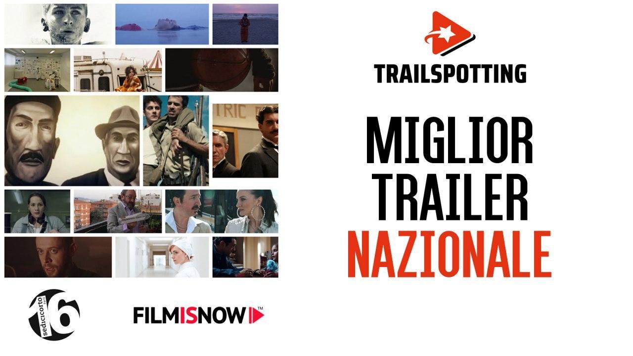 Trailspotting. Un nuovo contest che lanciamo con FilmIsNow Italia