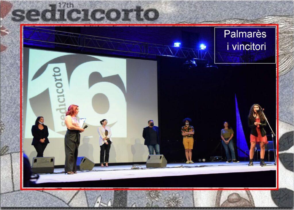 Palmares 17° Sedicicorto Forlì International Film Festival