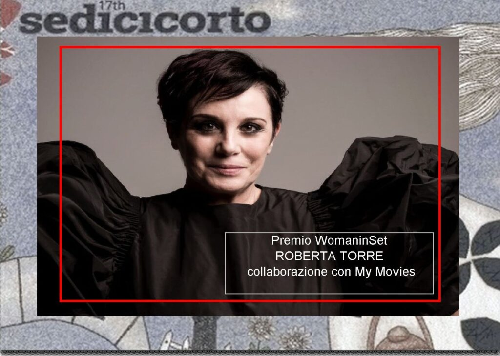 Woman in Set Prize 2020 to the director Roberta Torre
